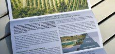 Jahreszeiten-Mailing für das Weingut Gross, Konzept und Text: die jungs kommunikation