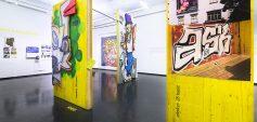 Graffiti & Bananas: Straßenkunst erleben - in Workshops, Stadtspaziergängen und im Mural Harbor. © Nordico Stadtmuseum
