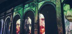 "Ausstellung ""Van Gogh - The Immersive Experience"" Linz 2020, Tabakfabrik Linz, © CoFo"