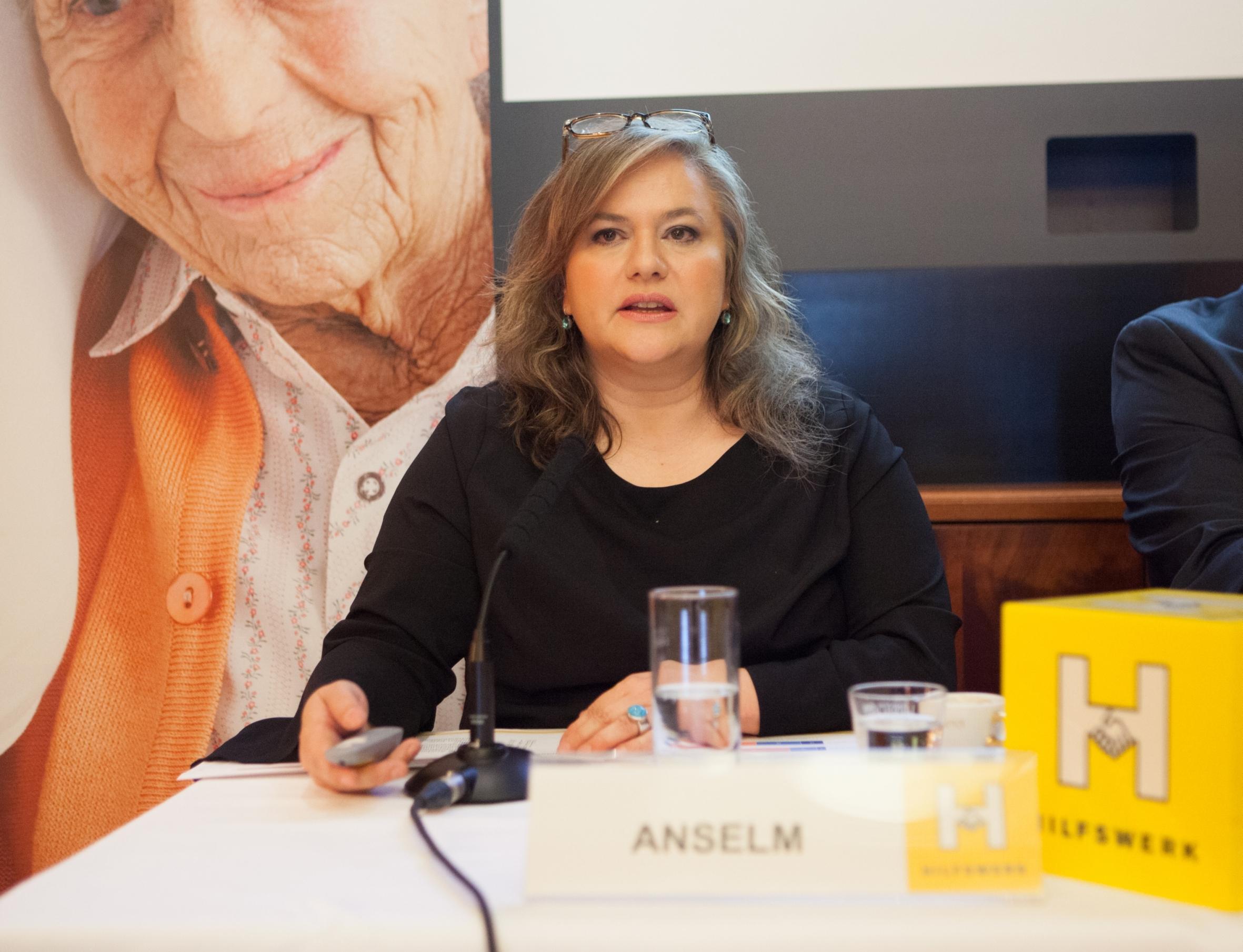 Hilfswerk Österreich: Elisabeth Anselm (GF)