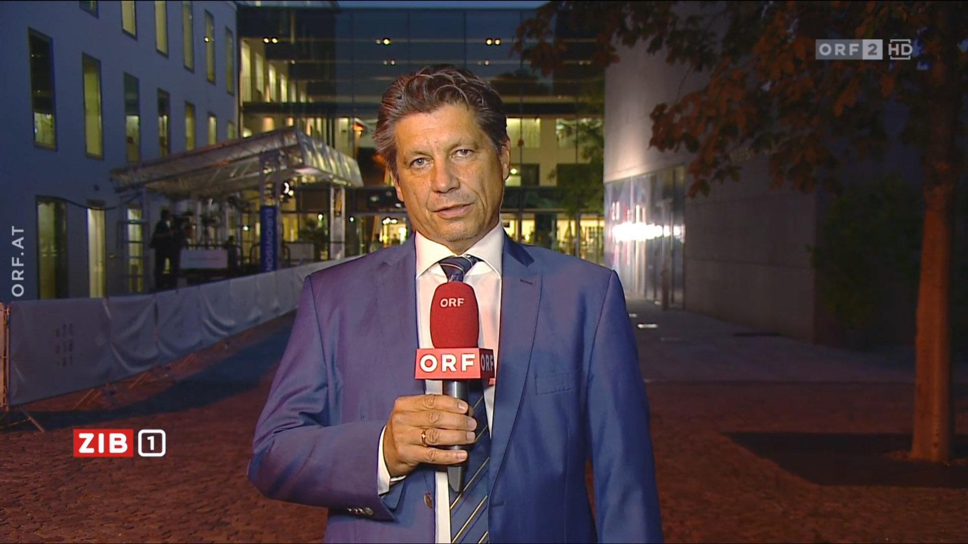 Hans Bürger (c) ORF