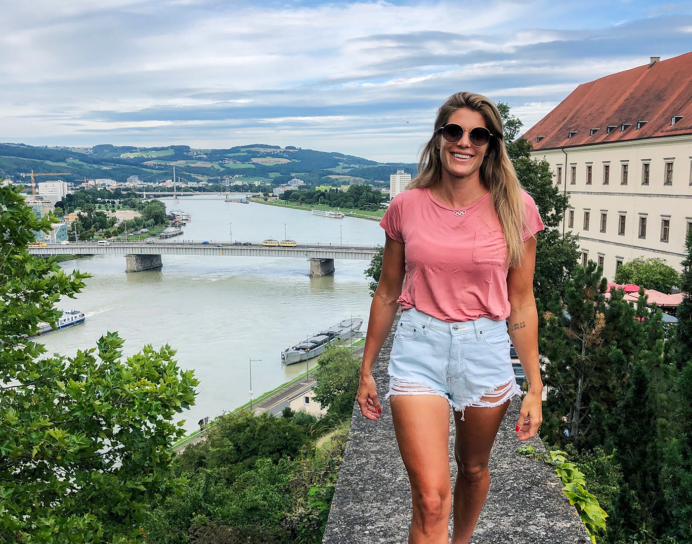 Viktoria Schwarz in Linz