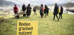 LandLuft Baukulturgemeinde-Preis 2021: Boden g'scheit nutzen! (c) LandLuft / Lippzahnschirm Raneburger